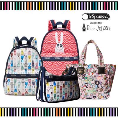 2e10294ef518 LESPORTSAC 100% Authentic Lesportsac Bag Korea on Sale - Lesportsac Bag   Backpack  handbag