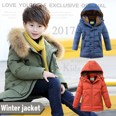 6c0faa7a5 Qoo10 - WINTER JACKET   Kids Fashion