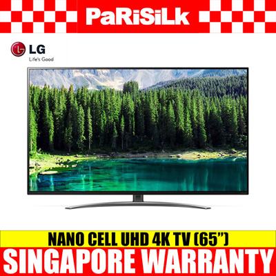 LG ElectronicsLG 65SM8600PTA Nano Cell UHD 4K TV (65-inch)