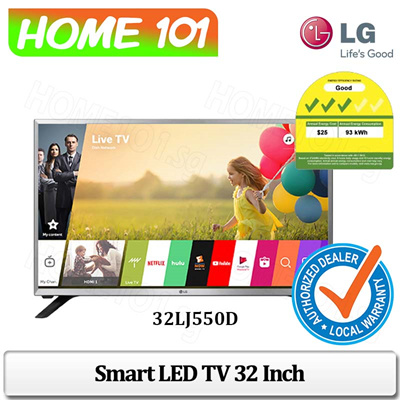 Qoo10 Lg 32lj550d Tv Entertainment