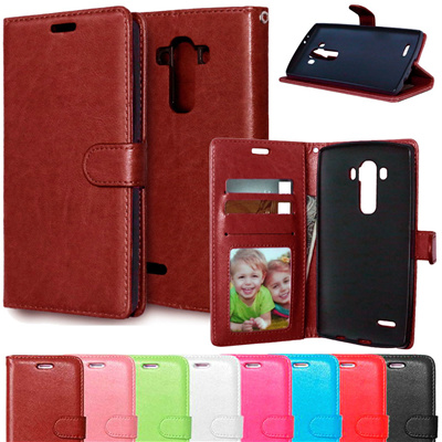 reputable site 118e2 f02d8 LG G4 Phone Bag with Card Holder LgG4 Case Stand Wallet Leather Case LG G4  Capinha