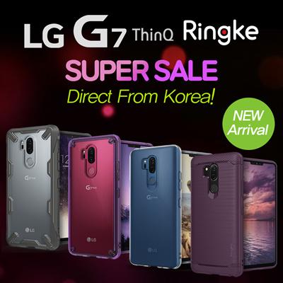 watch 57e88 3aecd [REARTH]LG G7 / G7 Plus ThinQ Ringke fusion / X / Air / Onyx casing case  cover