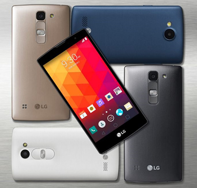 Lg Magna H502f Garansi Resmi Android Lolipop Quadcore Camera Back 8gb Front 5 Gb