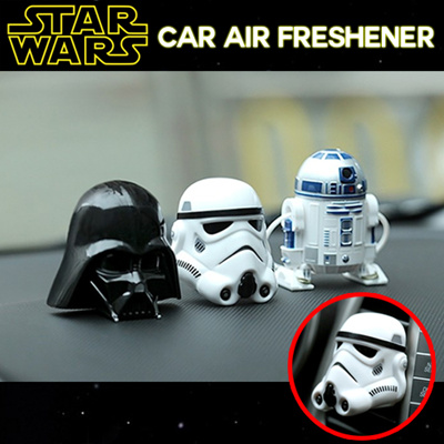Qoo10 ★star Wars★ Car Air Freshener Darth Vader Storm