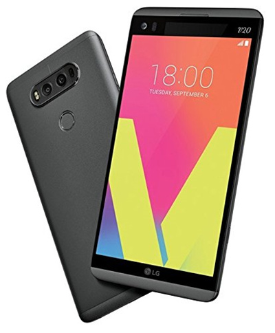 [LG Electronics]LG v20 64GB HiFi DAC (Certified Refurbished Used  Phone)International Version -No singapore Warranty