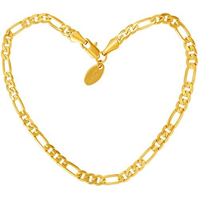 Qoo10 Lifetime Jewelry Anklets For Women Men And Teen Girls 24k