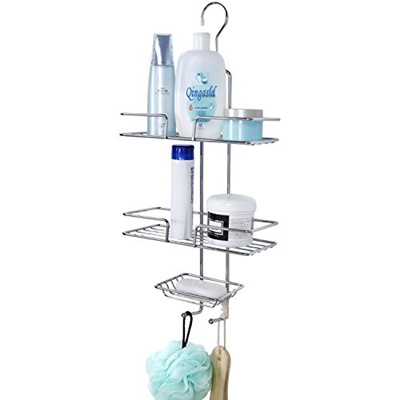 Qoo10 - Lifewit Shower Caddy Bathroom Hanging Shower Hose Rack ...