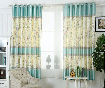 For Living Room Short Curtains Finished New High Grade