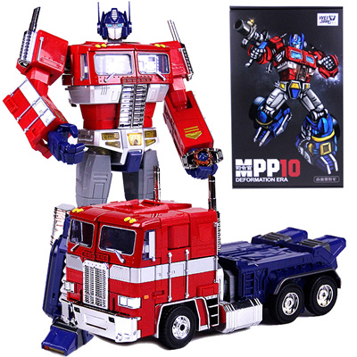 Qoo10 Large Transformers Toys