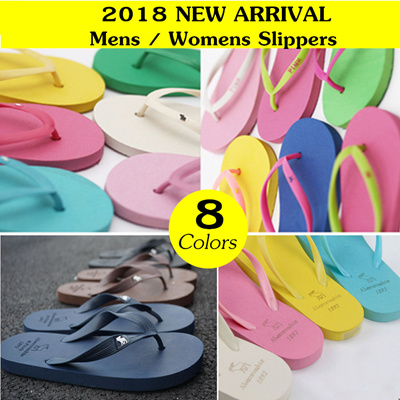 8434aaa475be Qoo10 -  Limited sale Summer Flip flops slippers SANDALS Beach home shoes  for...   Shoes