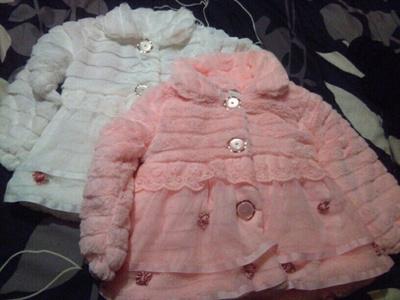 c2f7501b0 Qoo10 - Liu Sea House Girls Junoesque Baby Faux Fur Fleece Lined ...