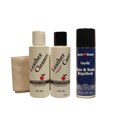 Local Instocks Le Brand Leather Care Kit Bag Cleaner Conditioner