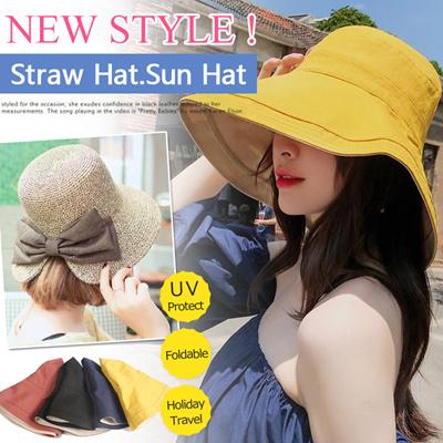 10948bac1e9 Qoo10 - Lady Straw Hat   Fashion Accessories