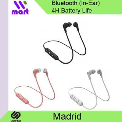 7d073624240 (Local) Urbanista Madrid Bluetooth Wireless Earbuds / In Ear Earphones / 1  Year Warranty