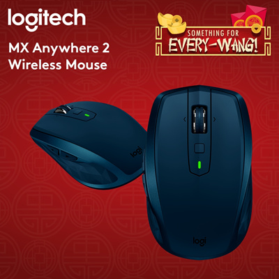 Qoo10 - [Exclusive] Logitech MX Anywhere 2 Wireless Mobile