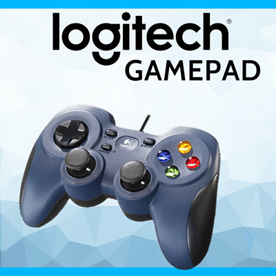 [Logitech]LOGITECH F310 GAMEPAD (3 Years Local Warranty)