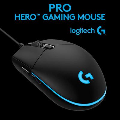 [Logitech]Logitech G PRO Hero Gaming Mouse