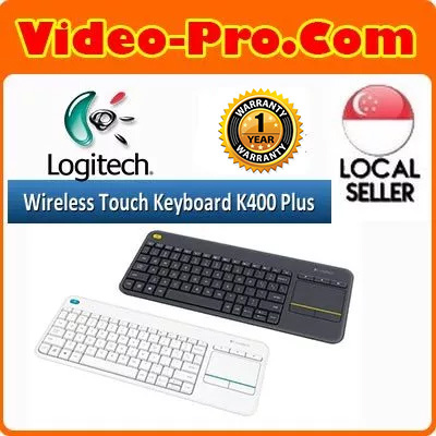 Logitech k400 wireless touch keyboard review / Jersey city
