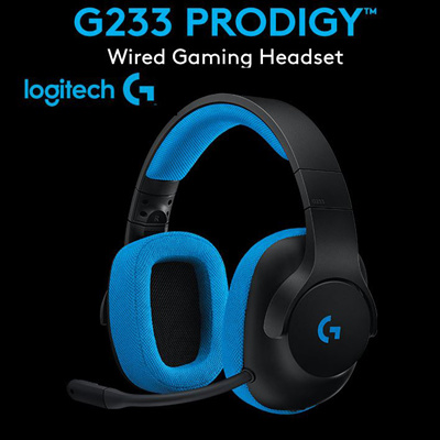 303c262ca9e Logitech G233 Prodigy Gaming Headset for PC PS4 PS4 PRO Xbox One Xbox One S  Nintendo