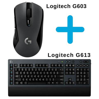 Qoo10 - Logitech G613 and603 : Computer & Game