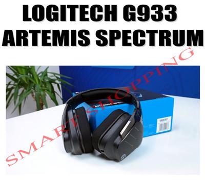 LogitechLogitech G933 Digital Gaming Headset Singapore stock 981-00060 G933  Artemis Spectrum™ Wireless 7 1