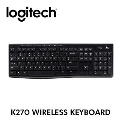 Logitech[Logitech] K270 Wireless Keyboard / with 3 year warranty