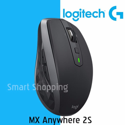 LogitechLOGITECH MX ANYWHERE 2S Bluetooth MOUSE 1 YEAR WARRANTY by Logitech  Singapore