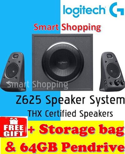 a364dd2e996 Logitech Z625 Speaker spks Singapore warranty 2.1 Digital