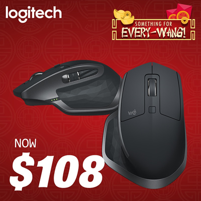 ab20054a8c4 Qoo10 - Logitech MX Master 2S Wireless Mouse (910-005142) : Computer & Game