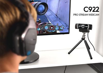 d059b287cf0 [original] Logitech C922 Pro Stream Camera Webcam (replacement of C920  C930) Singapore