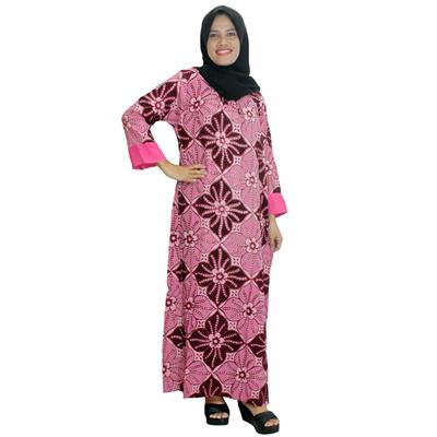 Longdress Batik Print Lpt001 16b Daftar Update Harga Terbaru Indonesia Source · Long Dress Batik Daster Sleeve Long Batik Sleepwear LPT001 61