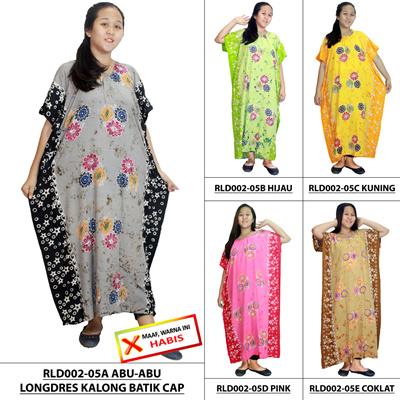 Long Dress Kalong   Bat   Lowo Batik Smooth Stamp Pekalongan   Seepwear  (RLD002- c0d02affef
