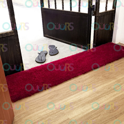 Long Floor Mat 24*120cm BTO HDB Gateway L Door Mat L Rug L Shower