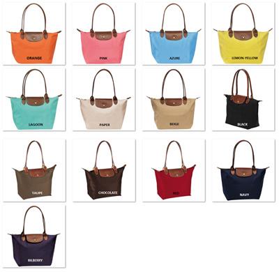 82f757c88 Qoo10 - Longchamp Le Pliage 2605089 Long Handle Medium : Bag & Wallet