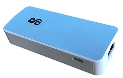 (LONGFITE) Portable Travel WiFi Mini Router, WiFi Converter, OpenWrt  Pre-installed, Repeater Brid