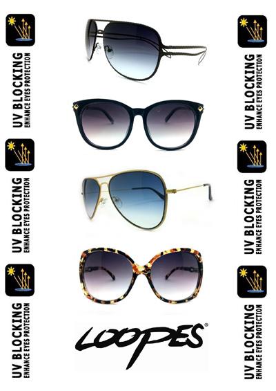 7d36cfc3505 LOOPES UV400 Protection Sunglasses . Genuine Basic Eyecare . May 2019