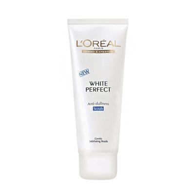 Qoo10 - 【LOREAL Paris】White Perfect Facial Wash -Scrub/Facial Foam : Skin Care