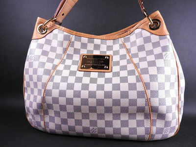 Louis Vuitton Galliera PM shoulder bag tote bag Damier Azur Canvas N55215   pre  A d4b4a4b82ce97