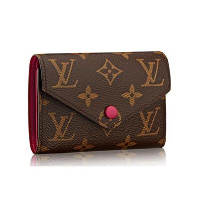 Qoo10 - Louis Vuitton Monogram Canvas Victorine Wallet Article  M41938   Bag    Wallet 77afa2c0ac90d