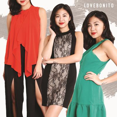 9b51e6e47a9 Qoo10 - LOVE BONITO SALES - UP TO 70% OFF : Women's Clothing