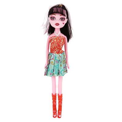 0555891e267 Qoo10 - Lovely High School Girls In Summer Dress Doll Playset NewReleased  Col...   Women s Clothing