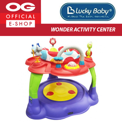 7280d92f2eaa Qoo10 - Lucky Baby Wonder Activity Center (For 6m+)   Baby   Maternity
