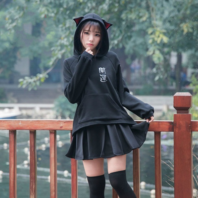 Lucky Cat Halloween Costume | Qoo10 Lucky Cat Super Loose Casual Pants Short Paragraph Plus