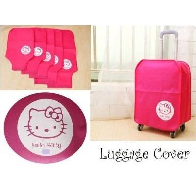 Luggage Cover HK / Penutup dan Pelindung Koper / Sarung Koper