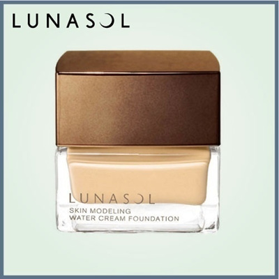 Kanebo Lunasol Powder Foundation Compact A