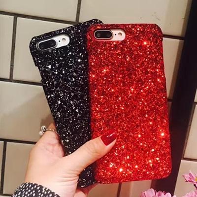 Qoo10 - Glitter mobile case : Mobile