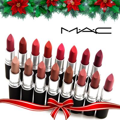 Birthday GiftChristmas Gift Buy 2 Free Shipping Matte MAC Lipstick
