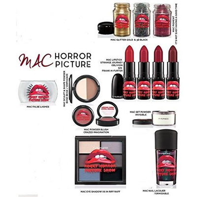 Qoo10 - (MAC)/Makeup Sets//DIRECT FROM USA/MAC Cosmetics Rocky Horror Collecti... : Cosmetics