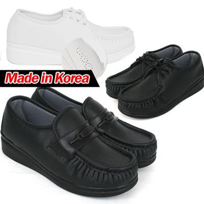 53a7ca1bcbb ☆Made in Korea☆ Comfortable Nurse Shoes for Elderly Senior - Comfort Soft  Non-