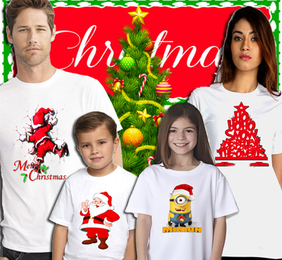 4a08b21b8625b [Made in Korea]Family T-Shirts/Christmas/Santa/12.25/T-shirt/Kids/Woman  T-shirt/Short Sleeve